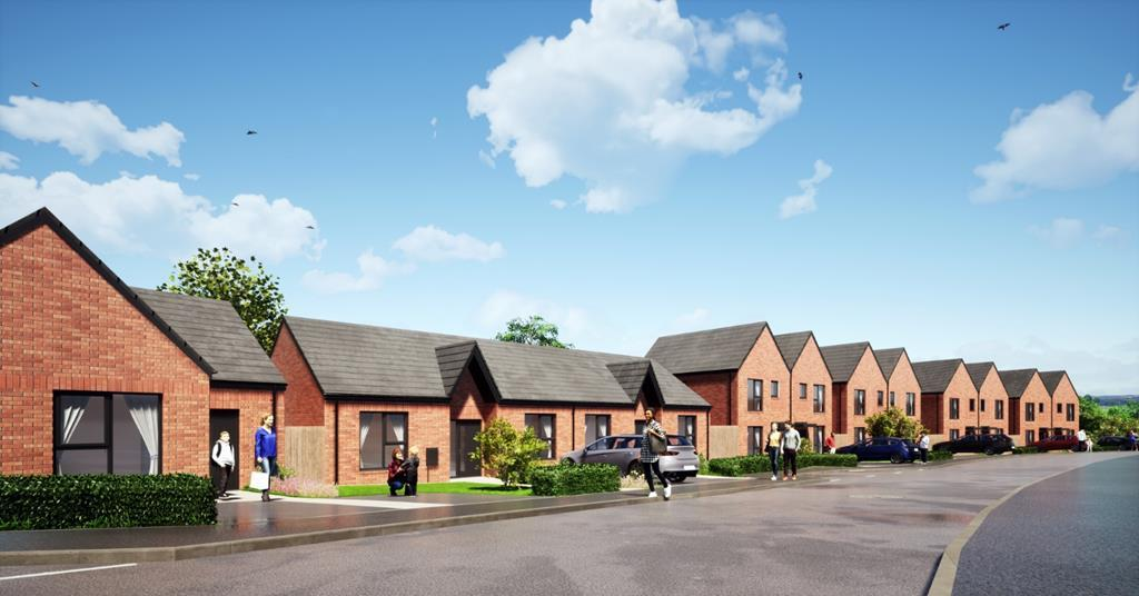 Gentoo submits plans for 268-home Sunderland scheme | News | Housing Today