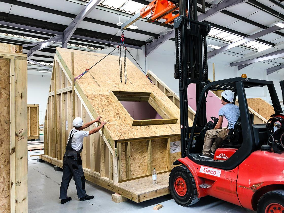 Global modular market to hit £160bn
