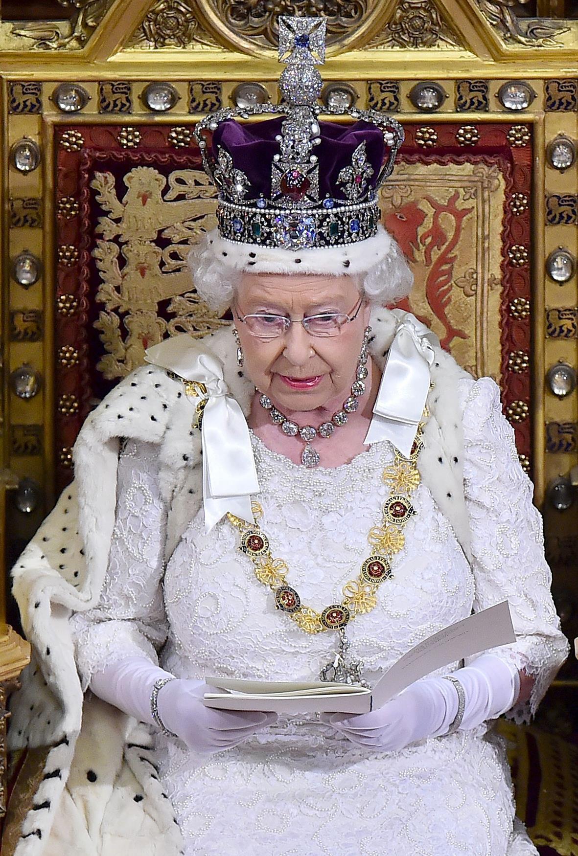 queen's speech - photo #16