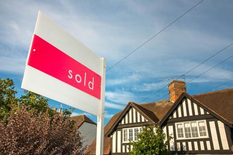 London sees house prices fall 3% | News | Housing Today
