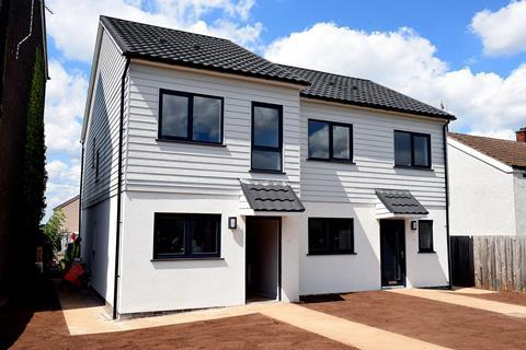 Modular Home in Coventry. Citizen